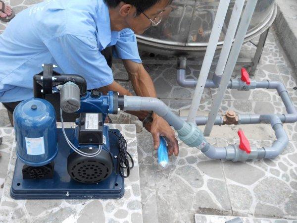 Báo giá dịch vụ thợ sửa máy bơm nước nhanh tại nhà TPHCM