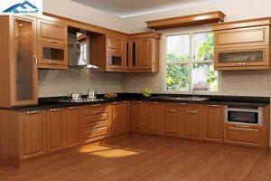 Sửa chữa tủ bếp - thay linh kiện cho bếp