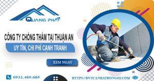 Công ty chống thấm tại Thuận An