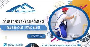 Công ty sơn nhà tại Đồng Nai